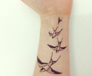 design, wrist tattoo, and inspiration image