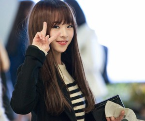 kpop, oh my girl, and jine image