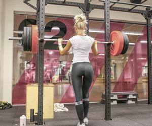 fitness, fit, and gym image