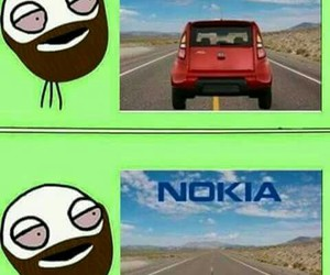 car, drive, and funny image