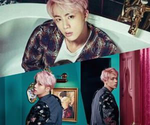 jin, sexy, and pink princess image