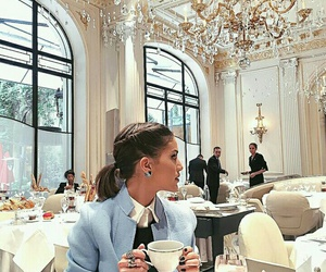 luxury, breakfast, and chic image