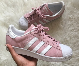 adidas, girls, and pink image