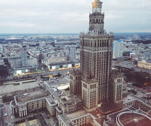 luxury, view, and warsaw image