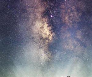 beautiful, galaxy, and photo image