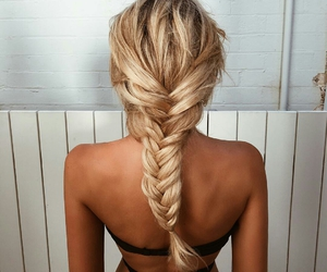 beautiful, hairstyle, and outfit image