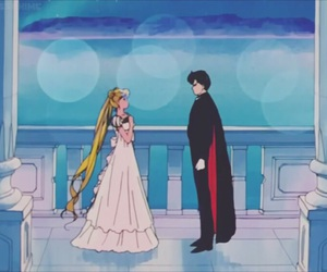 princess and sailor moon image