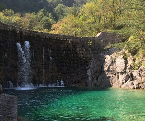 italy and cascate image
