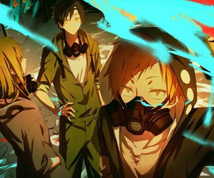 kagerou project, anime, and kido tsubomi image