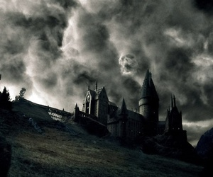 harry potter, hogwarts, and potter image