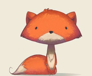 fox, wallpaper, and cute image
