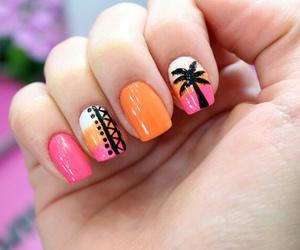 beautiful, nails, and nailart image