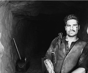 black and white, from dusk till dawn, and seth gecko image