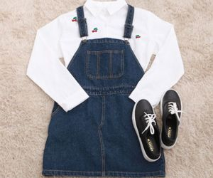 fashion, ulzzang, and outfit image