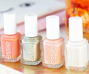 fall collection, nail polish, and essie image