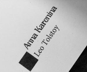 anna karenina, books, and library image