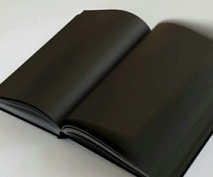 black, book, and grunge image