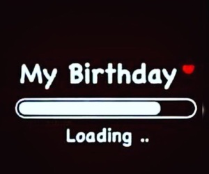 birthday, love, and 😁 image