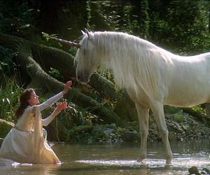 legend and unicorn image