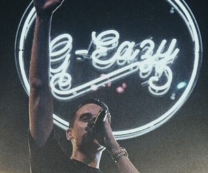 g-eazy, wallpaper, and rapper image