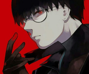 anime, ken, and haise image