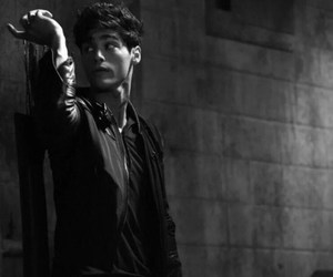 shadowhunters, matthew daddario, and alec lightwood image