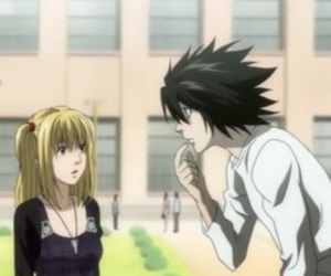 anime, death, and deathnote image