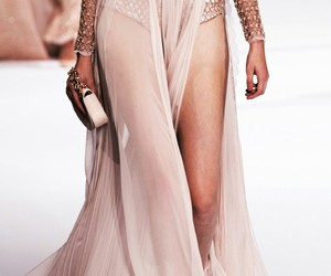 dress, fashion, and models image
