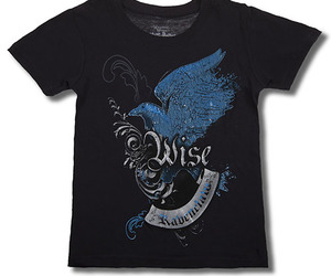 harry potter, ravenclaw, and t-shirt image