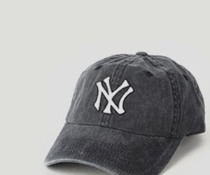 american, hat, and new york image