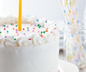 cake, birthday, and b-day image