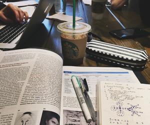 studyspo, hard work, and studying image