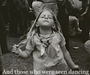 quote, dance, and music image