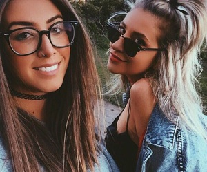 style, beauty, and bff image