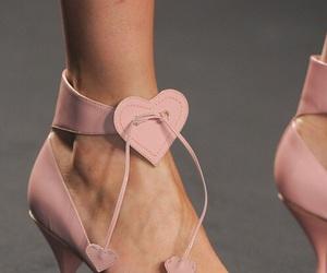 aesthetic, barbie, and heels image