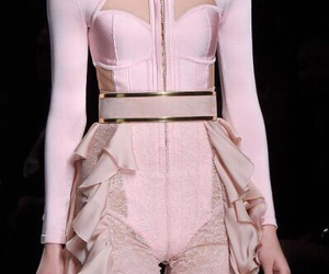 bustier, fashion, and model image
