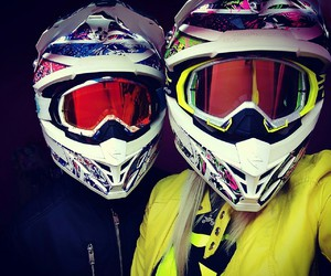 couple, goals, and moto image