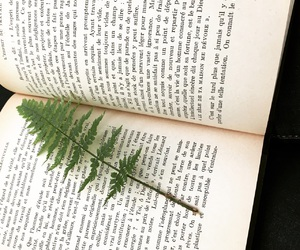 books, read, and nature image