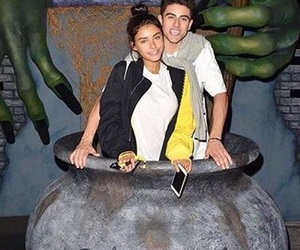 gorgeous, madison beer, and scary farm image