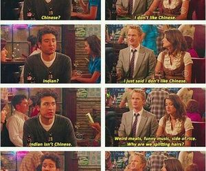 Barney Stinson, funny, and how i met your mother image