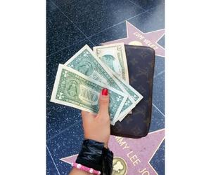 california, hollywood, and shopping image