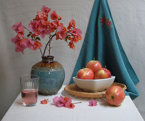 apple, ceramics, and embroidery image