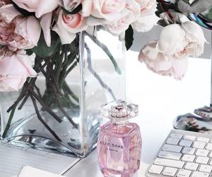 flowers, beauty, and perfume image