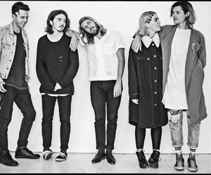 indie, music, and grouplove image