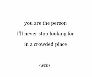 quote, love, and person image