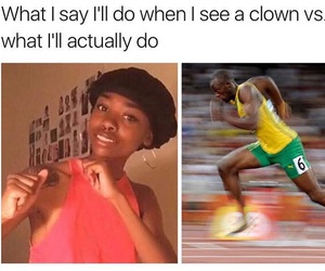 clowns, funny, and the+clowns image