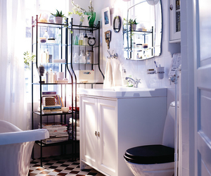 bathroom and ikea image