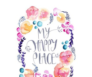 flowers, positive, and quotes image