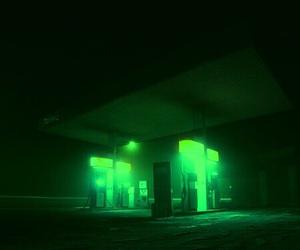 glow, grunge, and lights image