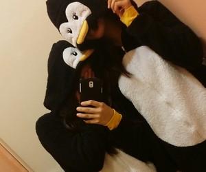 girls, goals, and penguins image